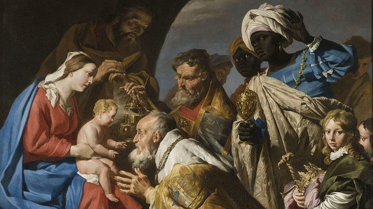 P. Fornos: Epifanía es buscar quien nos conduce a la vida - Vatican News