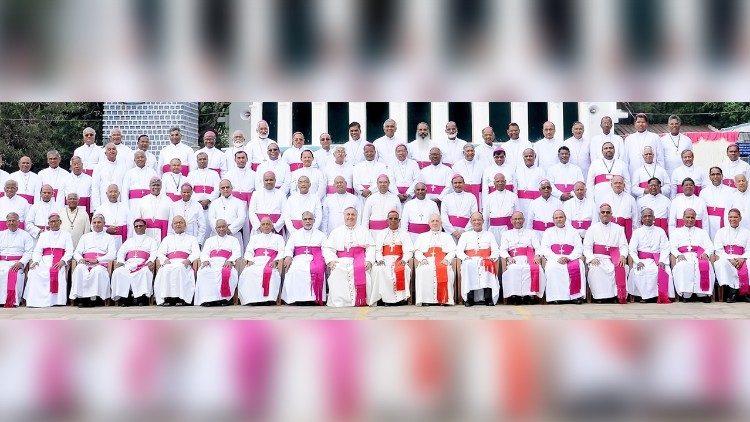 2019.01.03 CCBI Latin Bishops of India