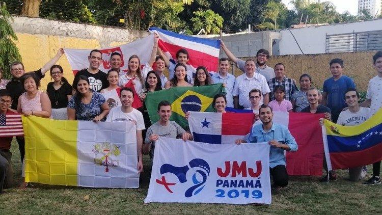 Gmg Panama  previsti 200mila giovani. Tutto pronto per arrivo del ... 0fdb9836c8c7