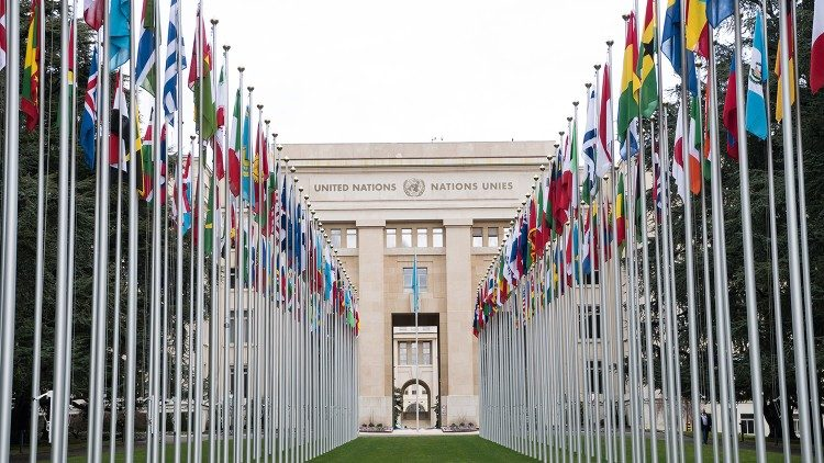 """Reinventar o mundo"""": os 75 anos da Carta das Nações Unidas - Vatican News"""