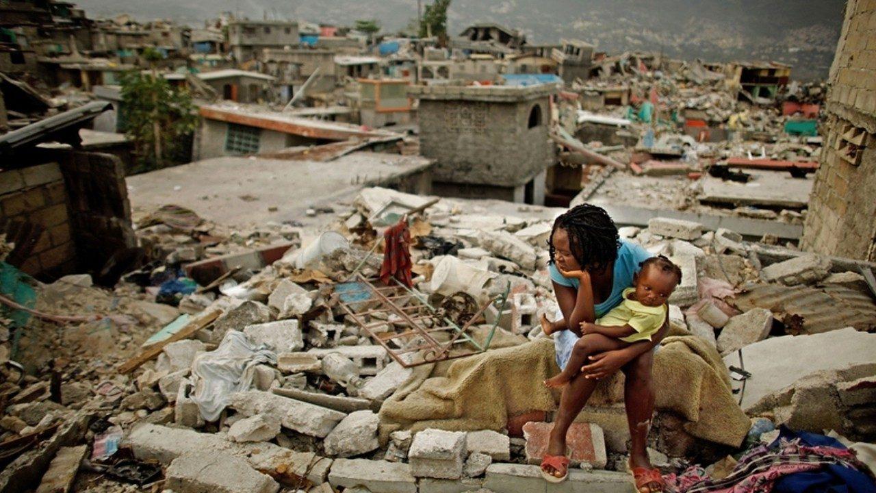 Como Es Vivir En Haiti nueve años del terremoto de haití: un país olvidado del