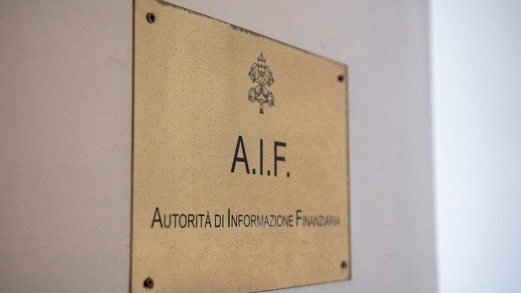 Vatican's Financial Information Authority