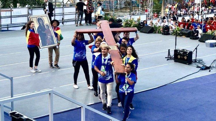 2019.01.24 cerimonia di apertura gmg Panama 1.jpeg