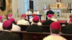 Pope Francis to Bishops of Central America: full text