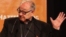 Muere el cardenal claretiano Fernando Sebastían