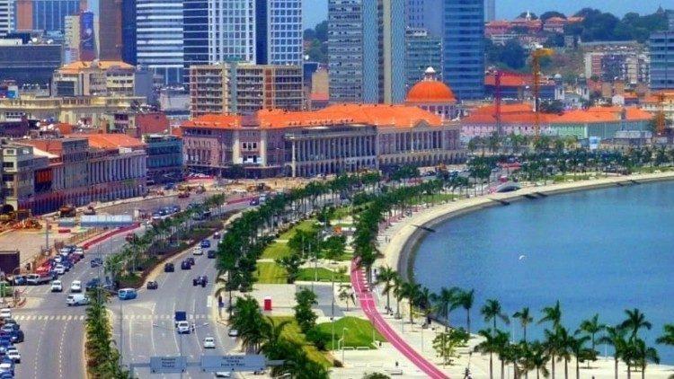 Angola. Luanda capital mundial da paz e amizade entre os povos - Vatican  News