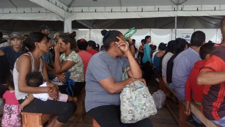 Người tị nạn Venezuela