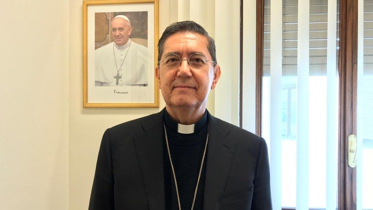 Bishop Miguel Ángel Ayuso Guixot, the new President of the Pontifical Council for Interreligious Dialogue