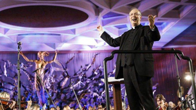 A programação do Mons. Frisina no país começa neste sábado (8), em São Paulo