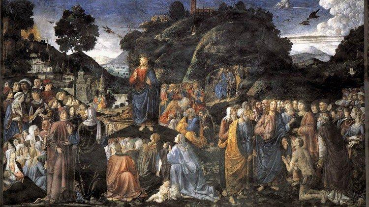 2019.02.15 Beatitudini secondo Luca 6 domenica del tempo ordinario
