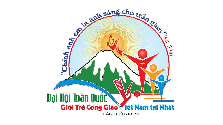Logo Đại hội