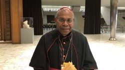 Bishop Tatamai of Papua New Guinea