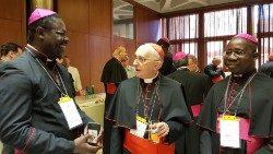 En Centrafrique, l'Eglise reste la voix des sans voix