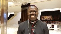 Bishop Nestor Désiré Nongo Aziagbia, of the Diocese of Bossangoa