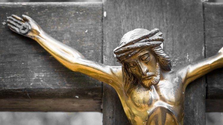 """Jesus: """"Se a vossa justiça não exceder a dos escribas e a dos fariseus, não entrareis no Reino dos Céus"""" (Mt 5,20)"""