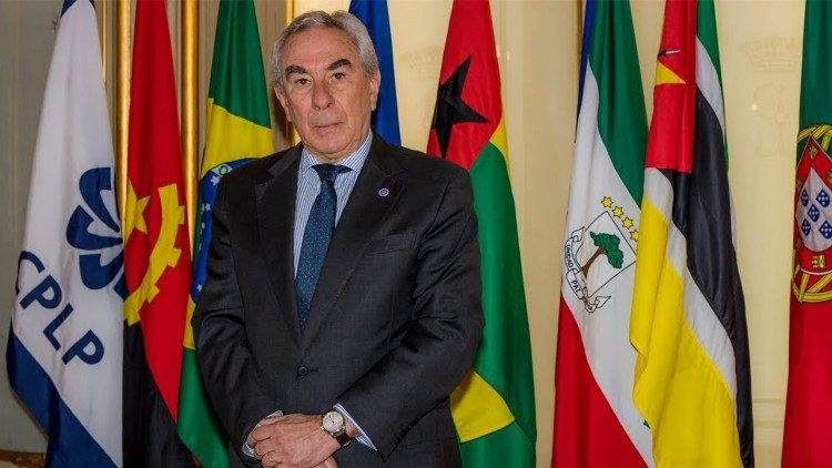 Francisco Ribeiro Telles, Secretário Executivo da CPLP