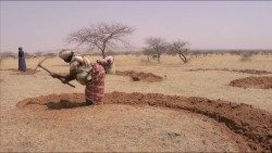 Drought in Africa's Sahel region