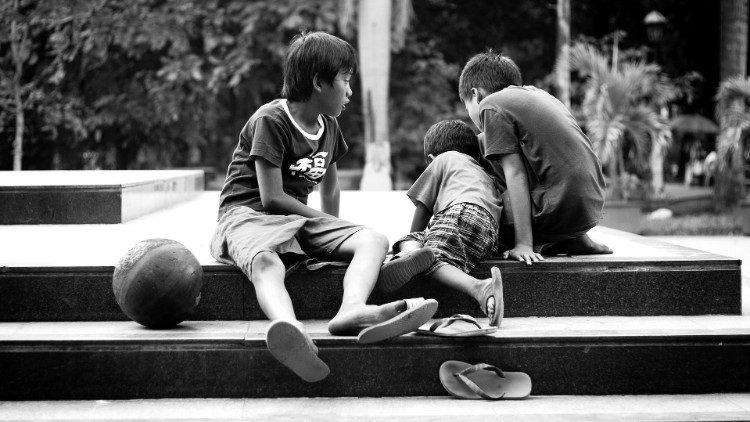 Các trẻ em đường phố