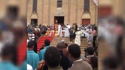 Eritrea's Archdiocese of Asmara celebrates annual feast