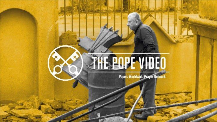 Hình đại diện video ý cầu nguyện tháng 3/2019