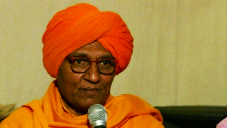 Swami Agnivesh, social Activist and religious leader of India