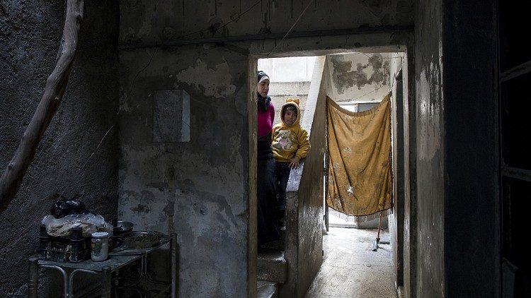 Il dramma del conflitto in Siria e le conseguenze sulla popolazione