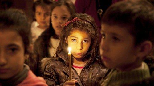 Cardenal Sandri sobre Siria e Iraq: Den un futuro a los jóvenes