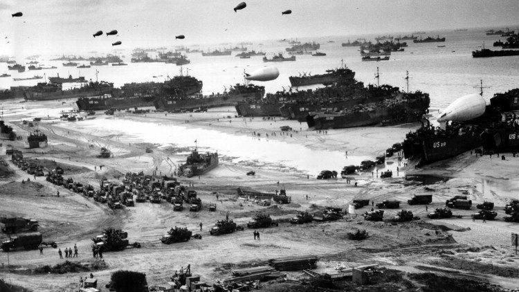 Lądowanie aliantów w Normandii