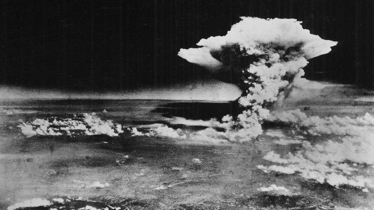 Atomoc bomb that destroyed Hiroshima