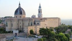 The Marian sanctuary of Loreto, Italy.