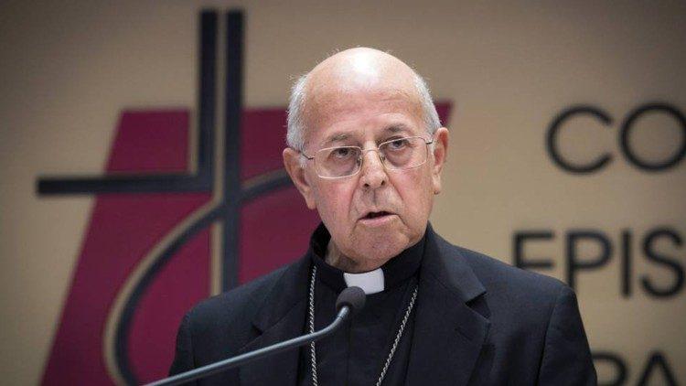 2019.03.29 cardenal Ricardo Blázquez