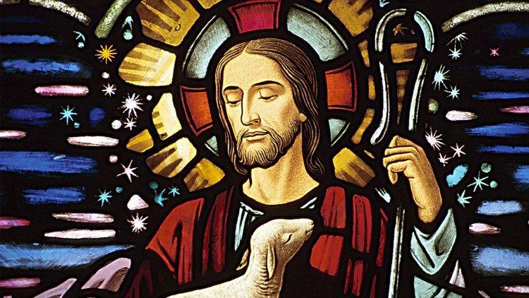 Jézus, az irgalmas Pásztor