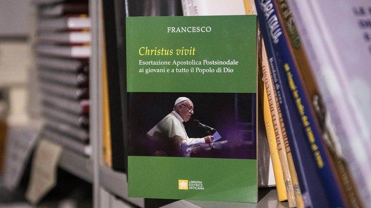 Christus Vivit, la nueva exhortación papal