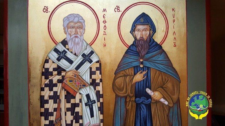 Saints Cyrille et Méthode