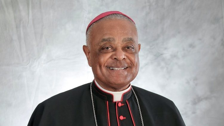 Cardinal-elect Wilton Gregory, Archbishop of Washington, DC