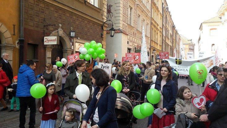 Warszawski Marsz Świętości Życia