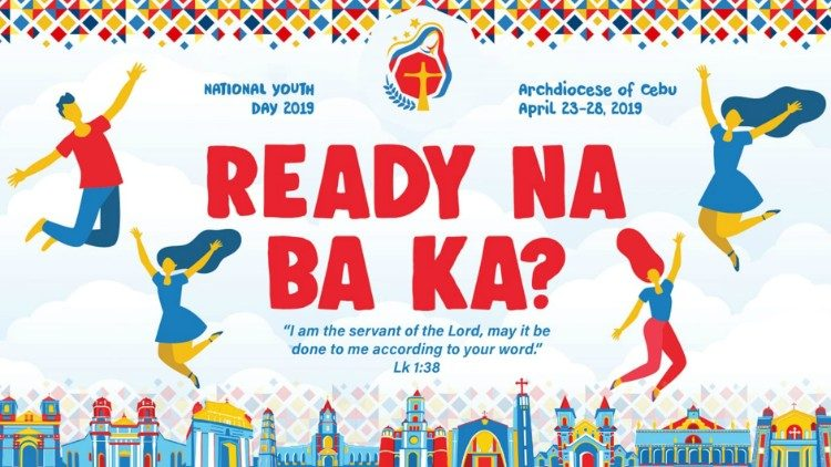 Banner of the 2019 National Youth Day in the Philippines.