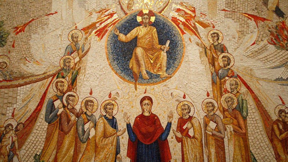 El Papa Celebrará La Vigilia De Pentecostés En La Plaza De