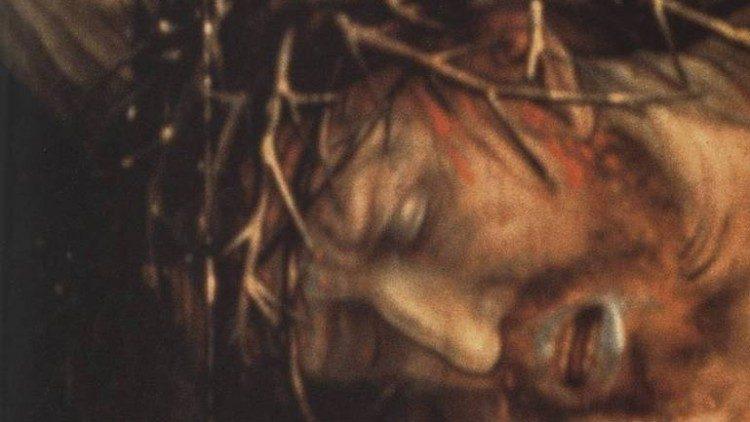 2019.04.19 Passione di Gesù Cristo, Ecce Homo, Crocifisso venerdi santo
