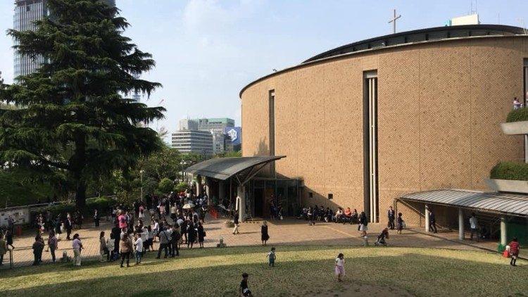Nhà thờ thánh Ignazio ở Tokyto
