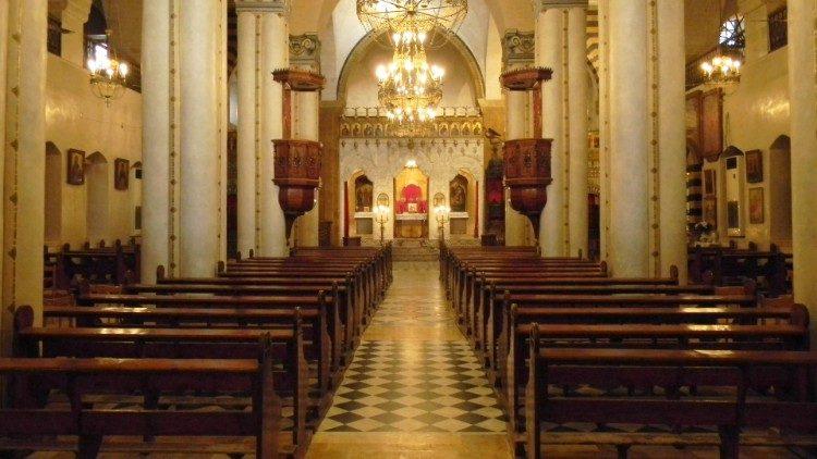 2019.04.27 Chiesa melchita Aleppo