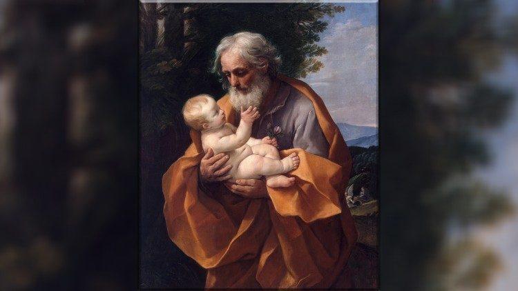 Sv. Jožef, Jezusov varuh.