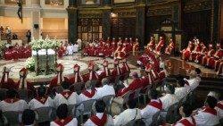 """Asamblea General Ordinaria del CELAM: """"Discernir los signos de los tiempos"""""""
