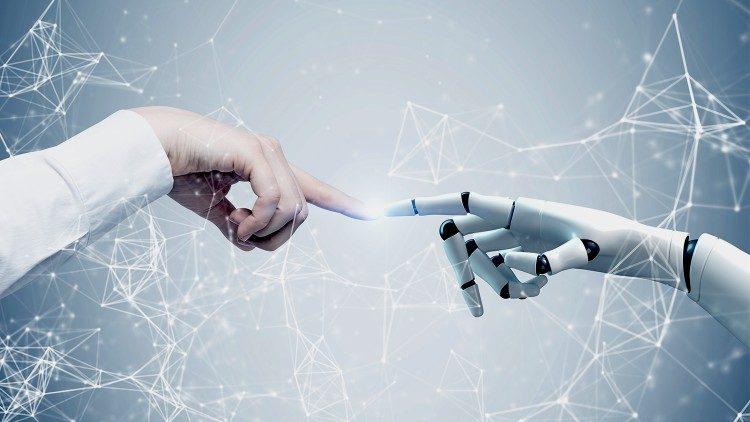 2019.05.14 Robotica  e Intelligenza artificiale - Conferenza organizzata dall' Accademia Pontificia delle Scienze