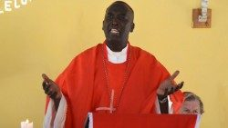 Bishop Dominic Kimengich of Lodwar Diocese, Kenya