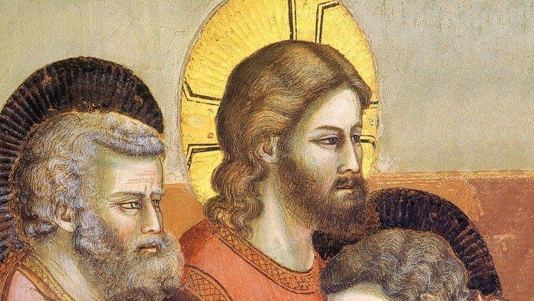 2019.05.10 Gesù buon pastore - vangelo della domenica
