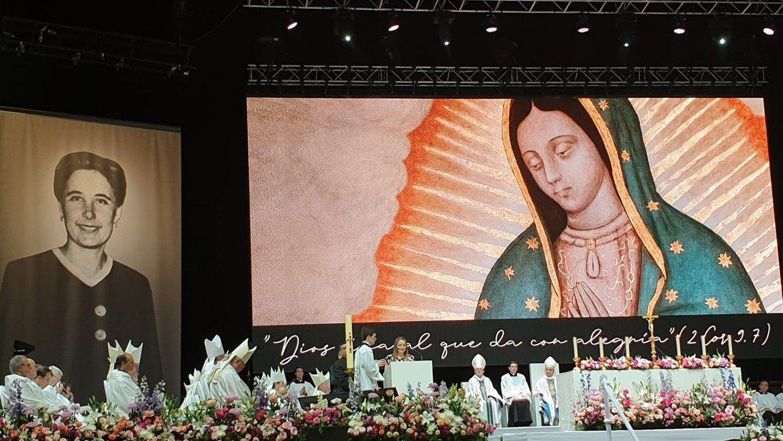 Card. Becciu: Beata M. Guadalupe, luce del mondo come vuole Gesù