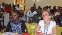 Participants of the Inter-Diocesan Conference on Cross-border Peace and Eevangelisation, Lodwar in Kenya