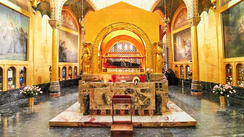 A Cascia le celebrazioni in onore di Santa Rita