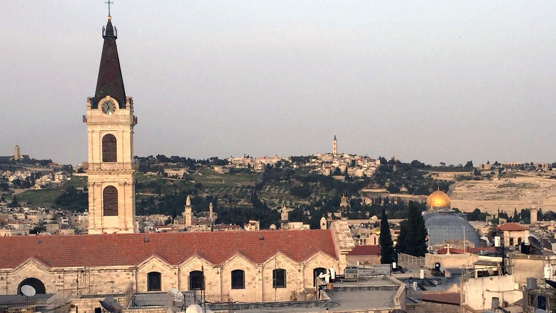 Nhìn thấy Giêrusalem